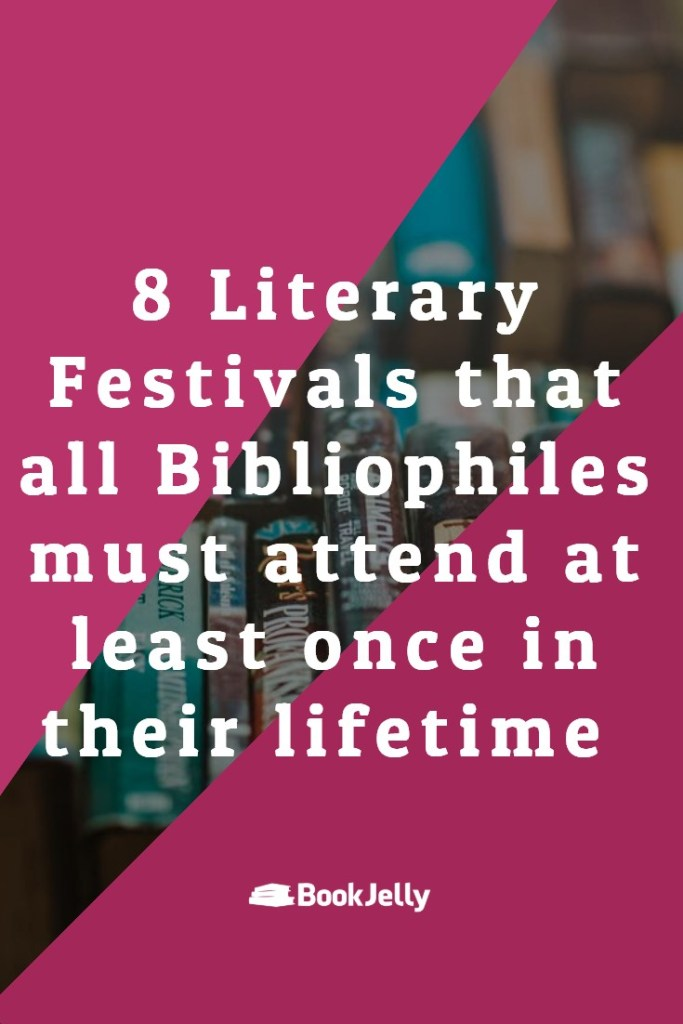 8 Literary Festivals that all bibliophiles must attend at least once in their lifetime