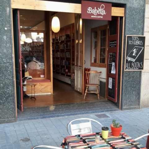 Babelia books & coffee, Barcelona