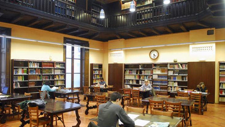Francesca Bonnemaison Library
