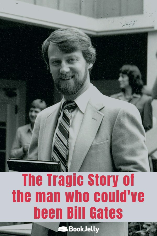 The Tragic Story of Gary Kildall