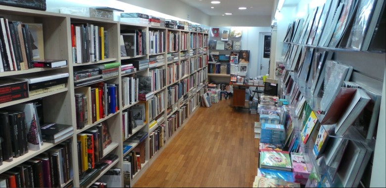 Librairie du Marais, Literary Destinations in Paris