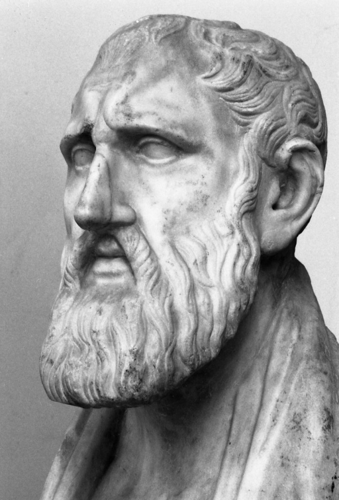 Zeno of Citium - the founding father of the Stoic school of Philosophy