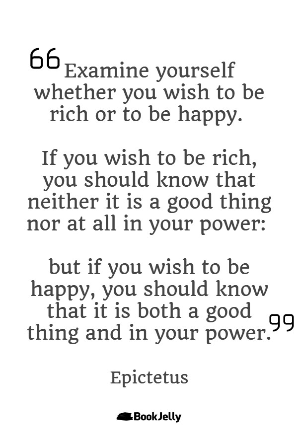 Pearls of Wisdom - Quotes from Enchiridion by Epictetus