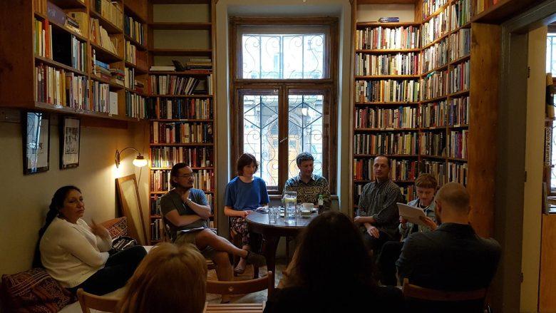 Massolit Books and Cafe, Krakow