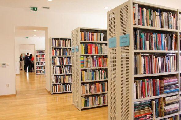 Central City Library Marko Marulić