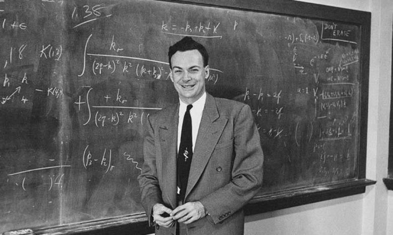 Richard Feynman book