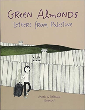 GREEN ALMONDS COVER