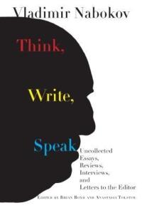 THINK WRITE SPEAK