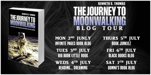 Journey to Moonwalking tour graphic