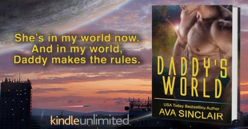 daddy world banner