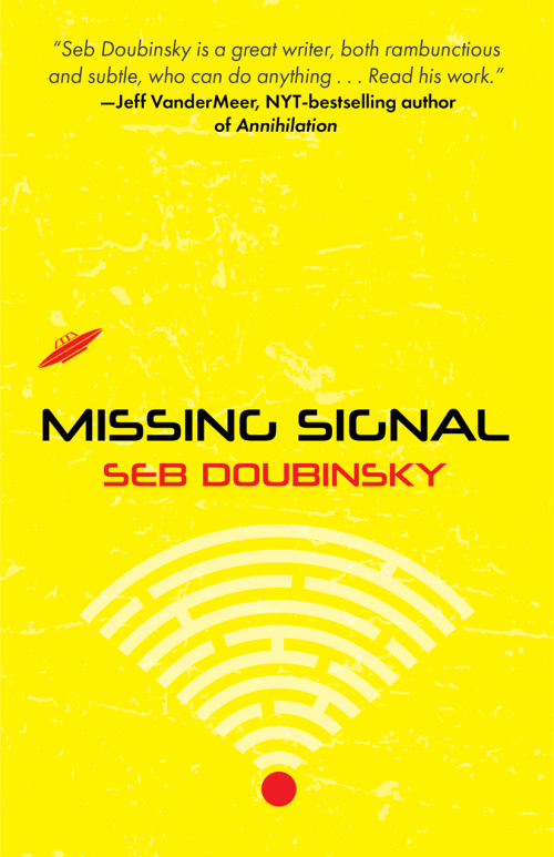 missing signal cover