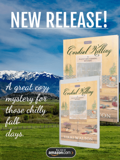 Cordial Killing New Release banner