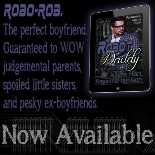 Robot Daddy teaser 1