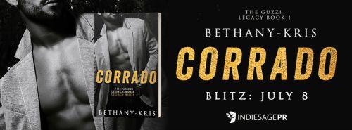 CORRADO Blitz Banner