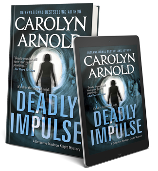 Deadly Impulse cover