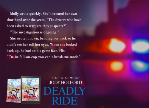Deadly Ride Teaser 5