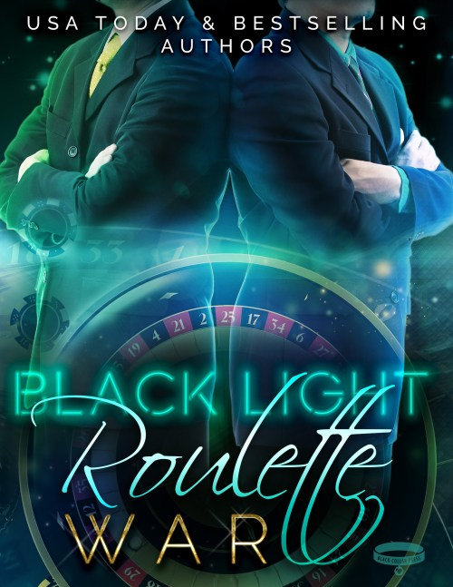 Black Light: Roulette War cover