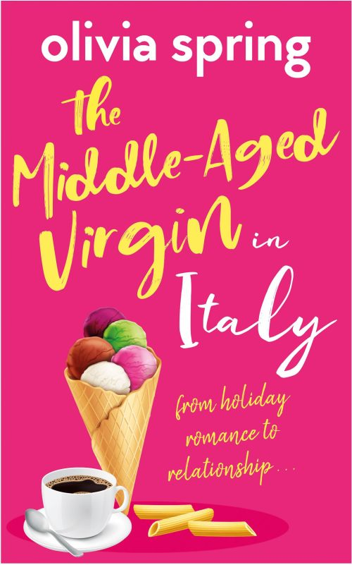 The Middle-Aged Virgin in Italy cover