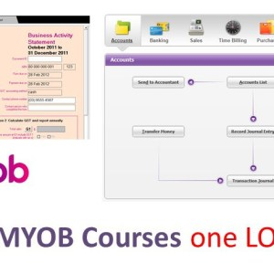 EzyLearn MYOB AccountRight Training Course Online
