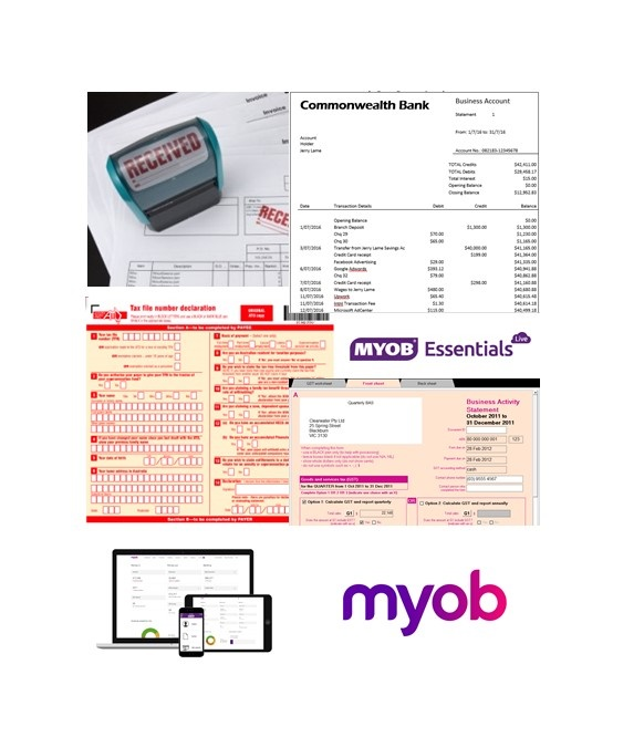MYOB Essentials COMPLETE Training Course Package