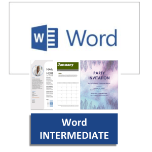 Microsoft Word Intermediate Training Course, Tutoring and Support - Get office support & admin jobs - EzyLearn