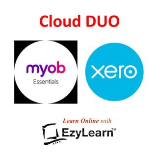 MYOB Essentials & Xero Accounting Online Training Course Dual Certificate - EzyLearn