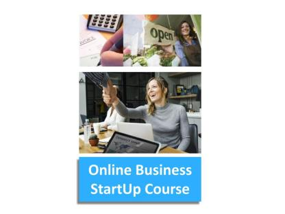 Online Business and Startup Training Course - EzyStartUp Course