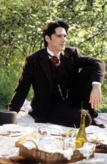 Thomas Gibson as the Prince of Glottenberg