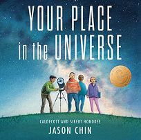 Your Place in the Universe by Jason Chin