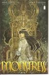 Monstress #1 - An all-new ONGOING SERIES!, Image Comic 2nd Printing, Sana Takeda, Marjorie M. Liu