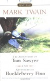 The Adventures of Tom Sawyer/Adventures of Huckleberry Finn - Mark Twain
