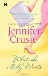 What the Lady Wants - Jennifer Crusie