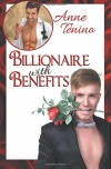 Billionaire with Benefits (Romancelandia) (Volume 2) - Anne Tenino