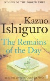 The Remains of the Day - Kazuo Ishiguro