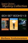 Jamie Quinn Mystery Collection: Box Set Books 1-3 - Barbara Venkataraman