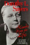 Dorothy L. Sayers: A Careless Rage for Life (Audio) - David Coomes