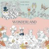 Wonderland: A Coloring Book Inspired by Alice's Adventures - Amily Shen