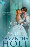 Julia and the Duke (Bluestocking Brides Book 2) - Samantha Holt