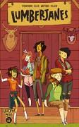 Lumberjanes #1 - Brooke Allen,Grace Ellis, Noelle Stevenson
