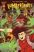 Lumberjanes: Beyond Bay Leaf Special #1 - Faith Hicks,Rosemary Valero-O'Connell