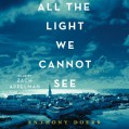 All the Light We Cannot See: A Novel - Anthony Doerr, Zach Appelman,Simon & Schuster Audio