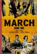 March (Book One) - Andrew Aydin,Nate Powell,John Robert Lewis