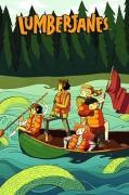 Lumberjanes #2 - Grace Ellis,Shannon Watters, Noelle Stevenson