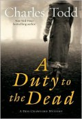 A Duty to the Dead (Bess Crawford Series #1) - Charles Todd