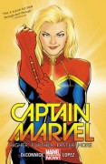 Captain Marvel Volume 1: Higher, Further, Faster, More - Kelly Sue DeConnick,David López