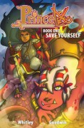 Princeless Book One: Save Yourself - Jeremy Whitley,M. Goodwin,Jung-Ha Kim,Dave Dwonch