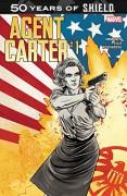 Agent Carter: S.H.I.E.L.D. 50th Anniversary #1 - Kathryn Immonen,Rich Ellis,Declan Shalvey
