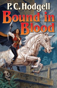 Bound in Blood (Seeker) - P.C. Hodgell