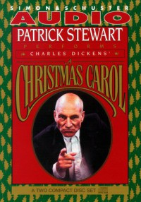 A Christmas Carol (Audiocd) - Patrick Stewart, Charles Dickens