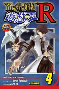 Yu-Gi-Oh! R, Vol. 4: Return of the Dragon - Akira Ito